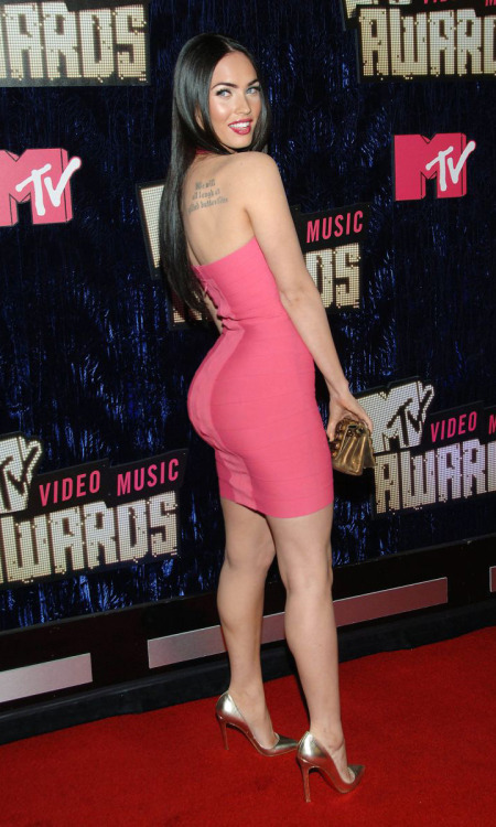 big ass in skin tight dress