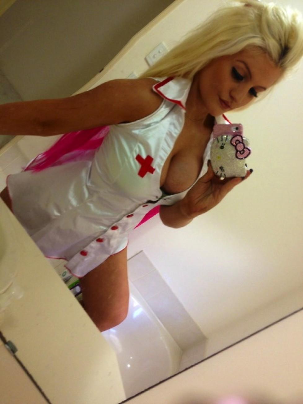 sexy nurse hot non nude pics