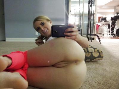 pussy selfie