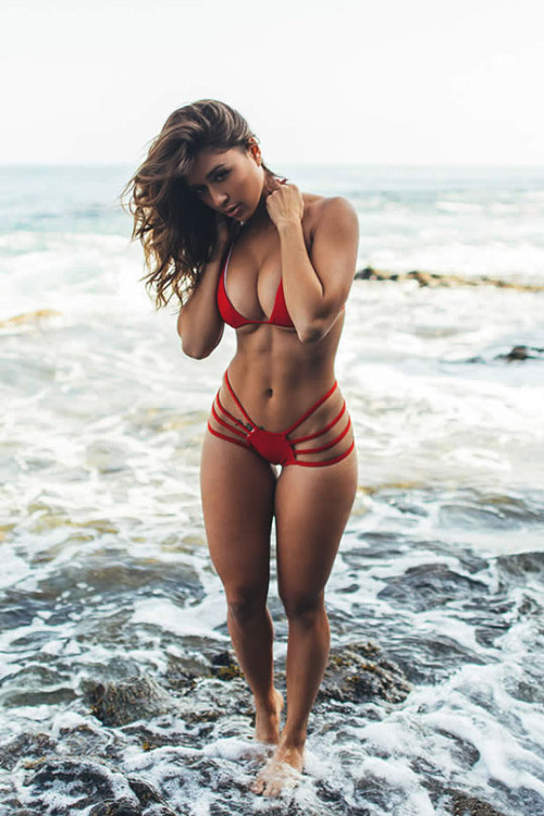super hot bikini body girl