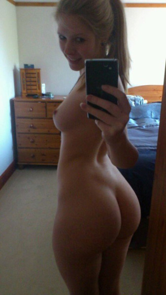 super sexy girl naked selfie